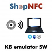 Software di emulazione tastiera con NFC per Windows, Mac, Linux