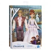 Frozen 2 - Set papusi Anna si Kristoff