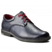 Обувки TIM - 129 Тъмносин