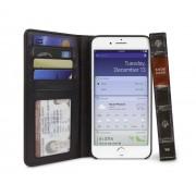 Twelve South BookBook iPhone 8 Plus / 7 Plus Case Wallet Brown