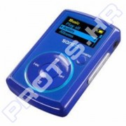 Mp3 Player SanDisk Sansa Clip FM 2GB Blue