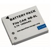 Voor Canon IXUS 310 SX240 1000 mAh NB6L NB-6L Digitale Camera Batterij SX275 SX280 SX510 SX500 HS 95 200 105 210 300 S90 S95 Batterij