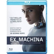 Video Delta Ex machina - Blu-Ray