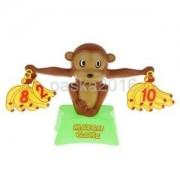 Alcoa Prime Family Fun Monkey Banana Maths Learning Balance Game for Desktop Playing