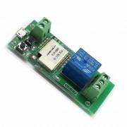 Modul de comanda control acces WIFI ISL01, 1 releu, 12 V/5 V, 2200 W