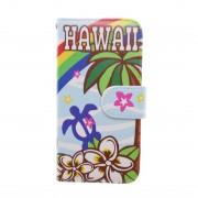 【kahiko】手帳型iPhone7用スマホケース Hawaiian その他5 レディース