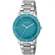 LAURELS Colors Series Cyan Color Women Watch (Lo-Colors-131307)