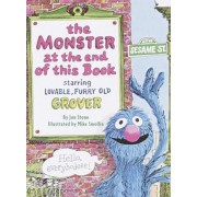 The Monster at the End of This Book (Sesame Street), Hardcover