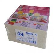 Set 25 placi filtrante 20x20 cm - ROVER 24