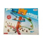 Thomas & Friends Minis Twist-N-Turn Stunt Set with Percy by Mattel