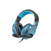 HEADPHONES, Fury HELLCAT, Microphone, Black (NFU-0863)