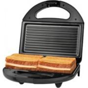 Varshine mega star heavy sandwich toaster T-9 Toast(Black, White)