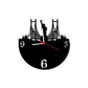 Relógio De Parede Decorativo New York
