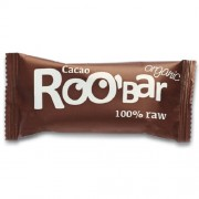 Baton Raw Bio cu Cacao 50gr Dragon Superfoods