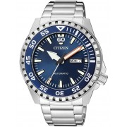 Ceas barbatesc Citizen NH8389-88LE Day-Date Automatic 46mm 10ATM