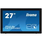 KASUTATUD IIYAMA Monitor IIyama T2735MSC-B2 27inch, 5ms, VGA, DVI-D, HDMI- PRODUCT AFTER REPAIR