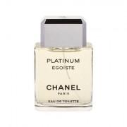 Chanel Platinum Égoïste Pour Homme toaletní voda 50 ml pro muže