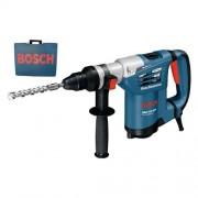 Bosch Professional Martello Perforatore Demolitore Professionale 900W - 4,2J Con Attacco Sds-Plus E Valigetta Inclusa