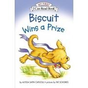 Biscuit Wins a Prize, Hardcover/Alyssa Satin Capucilli