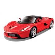 Ferrari La Ferrari F70 Red Signature Series 1/18 By Bburago 16901