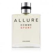Allure Homme Sport Cologne Spray 150ml/5oz Allure Homme Sport Одеколон Спрей