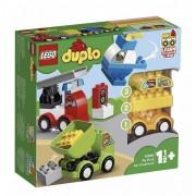 LEGO DUPLO Primele mele masini creative, 10886, 1+ (Brand: LEGO)