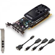 Видео карта PNY, NVIDIA Quadro P400 V2 LowProfile DP, VCQP400V2-PB