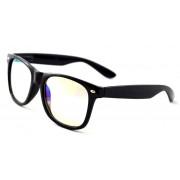 Ochelari - Rame cu lentile transparente sidefate