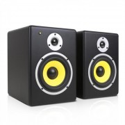 PDSM6 DJ Active Studio Monitors 16,5cm 160W