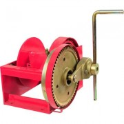 Endurance Marine Industrial Auto Brake Hand Winch - 4000-Lb. Capacity, Model RPW4000-02