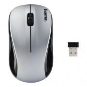 Hama Hama Am-8100. Interfaccia Dispositivo: Rf Wireless, Utilizzo: Ufficio, Tipo Di Pulsanti: Tasti Premuti