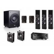 Special Package: Sistem Audio Imersiv Dolby ATMOS/DTS: X 5.1.2 M&K Sound Denon AVR-X3500H