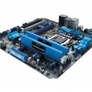 Corsair Vengeance LP Blue 16 GB (2x8 GB) DDR3 1600MHz (PC3 12800) Desktop Memory CML16GX3M2A1600C10B