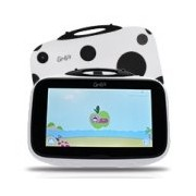 TABLET GHIA KIDS 7 /QUAD CORE/1GB/8GB/2CAM/WIFI/BLUETOOTH/2500MAH/ANDROID 8.1 GO EDITION /CATARINA BLANCA CON NEGRO