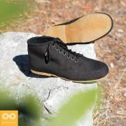 Rawganique Cottonwood Handmade Organic Hemp High Top Shoes RGFT-100-031