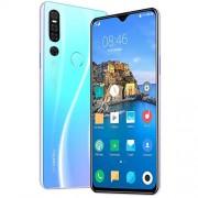 XM&LZ P30 Pro Android Teléfono Inteligente,4G Smartphone Desbloqueado,6 GB De RAM + 128 GB De Almacenamiento Cámara Triple Smartphone 4800mah Batería De Alta Capacidad Face ID