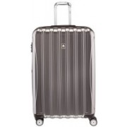 Delsey Paris Solid Hard Body Expandable Check-in Luggage - 33 inch(Brown)
