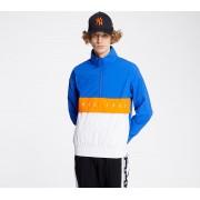 Kappa Authentic La Camarg Jacket Blue Royal/ Orange/ White