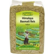 Rapunzel bio Himalaya basmati rizs, natúr 500 g