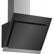 Hotte Décorative Inclinée 60cm 660m3/H Noir Dwk67hm60 Série 4