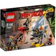 Lego Ninjago Atacul Piranha 70629