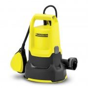 Потопяема помпа с нисък прием/чиста вода/ Karcher SP 2 Flat