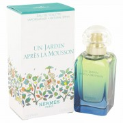 Un Jardin Apres La Mousson by Hermes Eau De Toilette Spray (Unisex) 1.7 oz