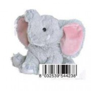 T TEX Srl Warmies Peluche Elefante