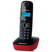 Panasonic Dect KX-TG1611 Rojo