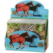 U.S. Toy Kid-Fun Wild Animal Magic Animation Book 36-