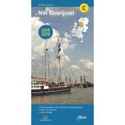 Waterkaart C Noordwest Overijssel 2018-2019   ANWB Media