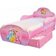 Disney Prinsessa Disney Princess juniorsäng utan madrass - Disney Princess barnsäng 657706