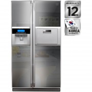 Refrigerador No Frost Side By Side Daewoo FRS-T662 626 Lt