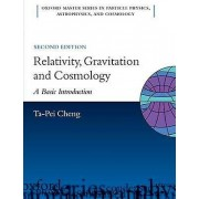 Relativity Gravitation and Cosmology by TaPei Cheng